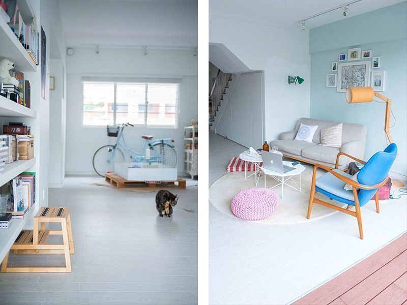 laid back lovely style apartment