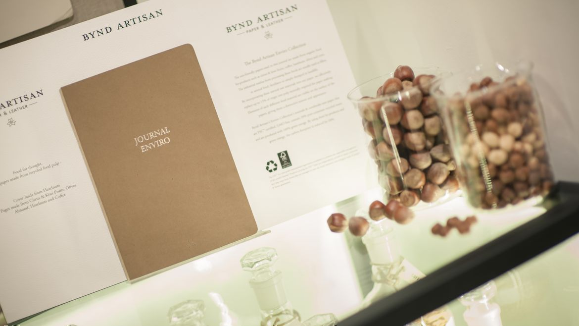 The journal of BYND Artisan in Singapore