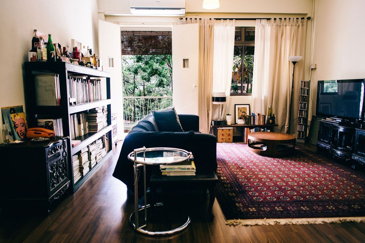 House Tour: Khairul's Home of Vintage Collectibles and Curiosities