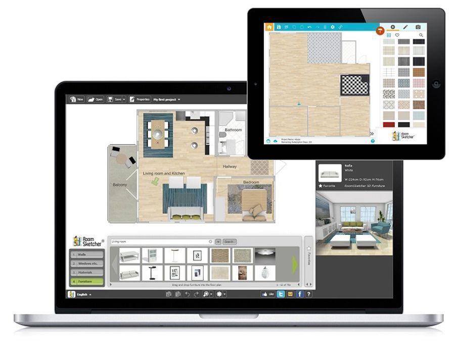 Interior Design Apps for Amateurs