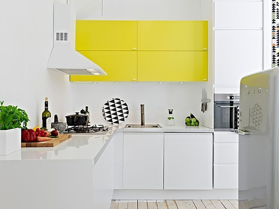 6 Interiors That Prove Yellow Can Cheer Up Any Space