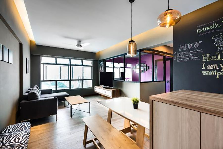 7 inspiring 4 room hdb flats for 4 room hdb interior design