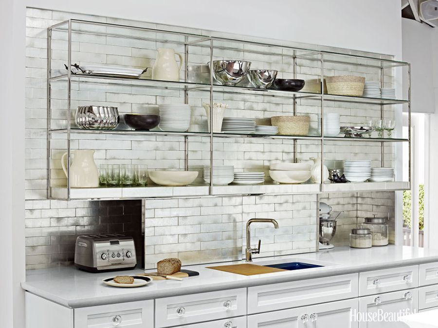 Video: How to Style Open Shelves in the Kitchen