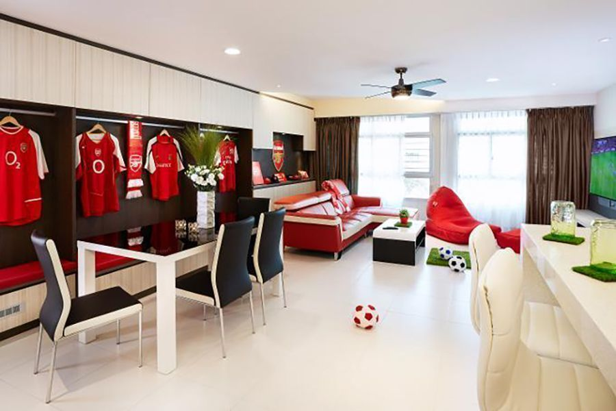 12 Singapore Homes With Awe Inspiring Hobby Rooms