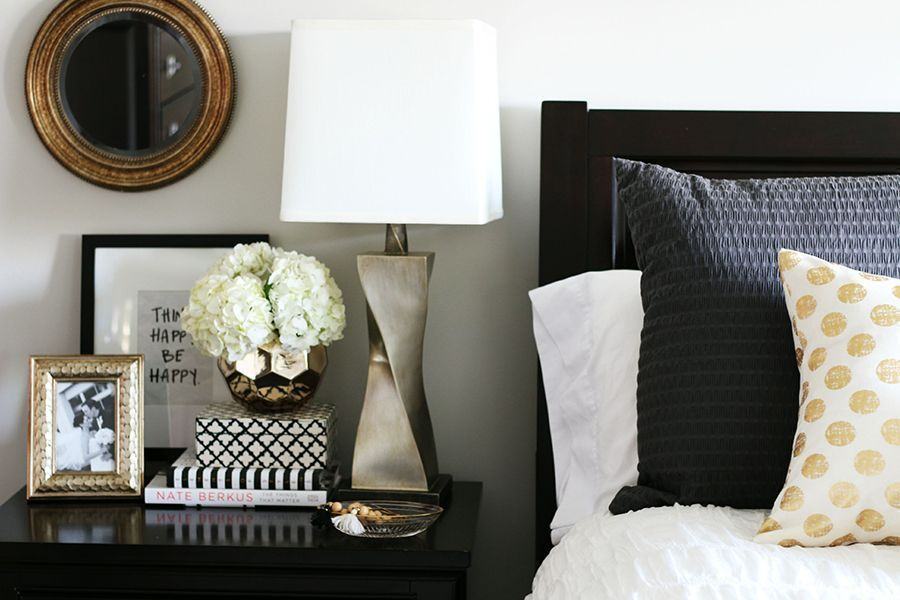 23 Styling Ideas for your Bedside Table