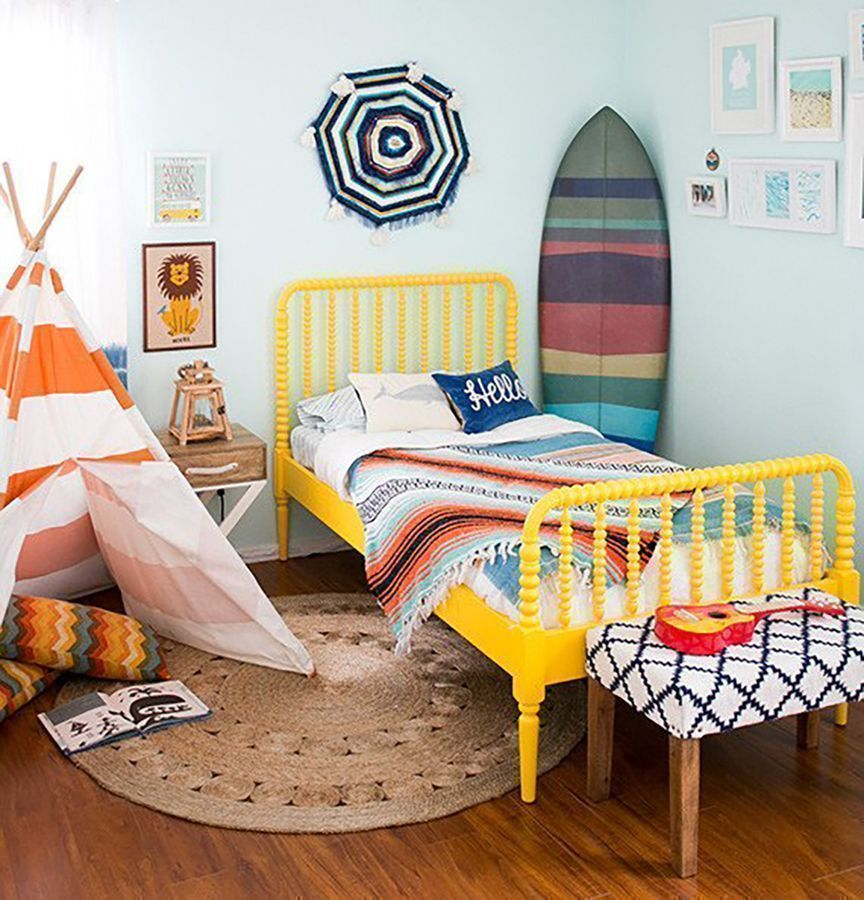 15 Small Kids' Bedrooms That Are Big on Style