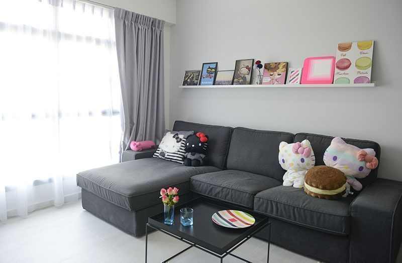 House Tour: Alvin and Winnie's Hello Kitty-Filled Home
