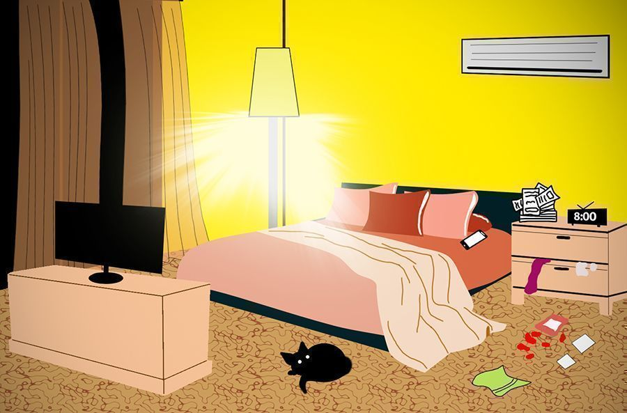 13 Things in the Bedroom That Are Ruining Your Sleep