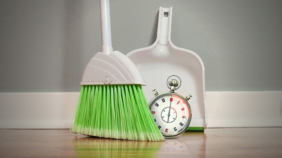 5 Speed Cleaning Tips from the Pro