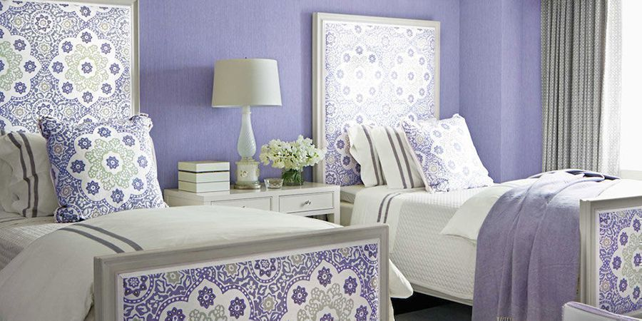 Paint colours for a relaxing and calming bedroom Paint colors for calming effect