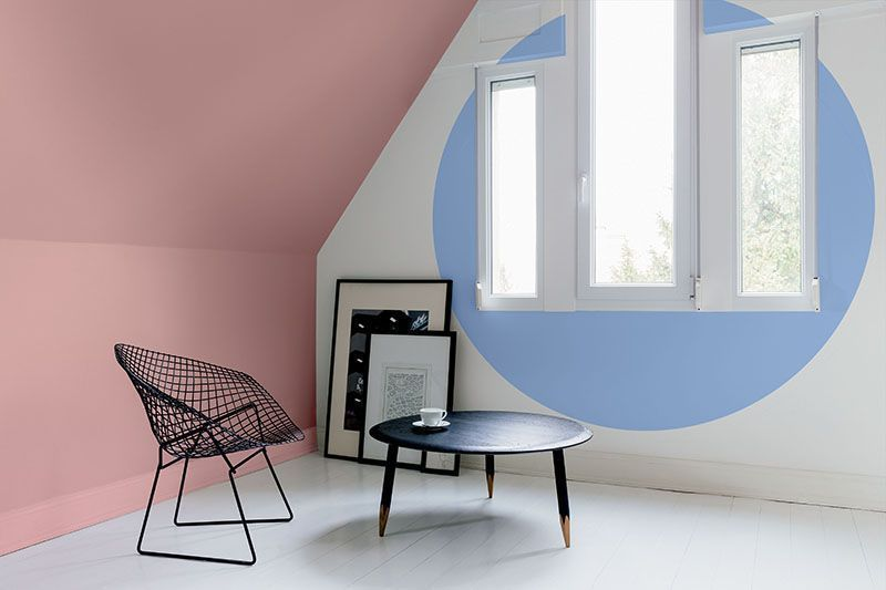 Home Decorating Tips Using Rose Quartz and Serenity, Pantone's Colours of the Year