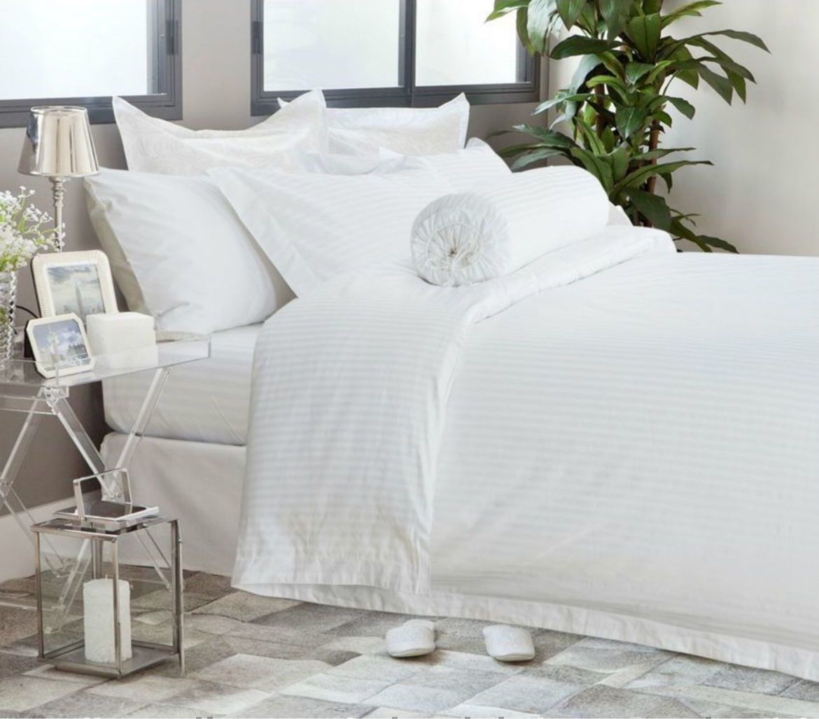 Crisp White Bedroom Must-Haves