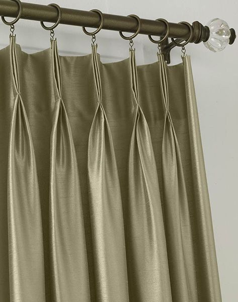 Pleats, Tabs, Eyelets: Figure Out the Curtain Heading To Go With Which ...
