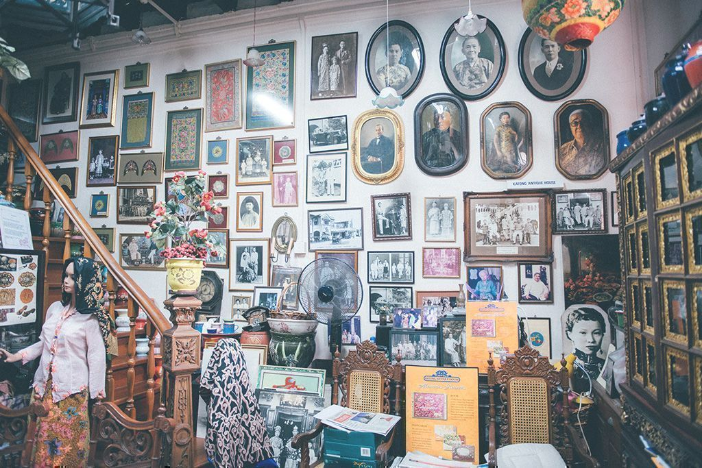 House Tour: Katong Antique House