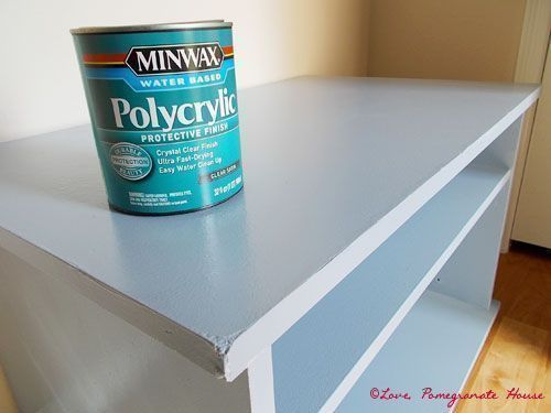 Repainting Wood Laminate Furniture Totally Possible