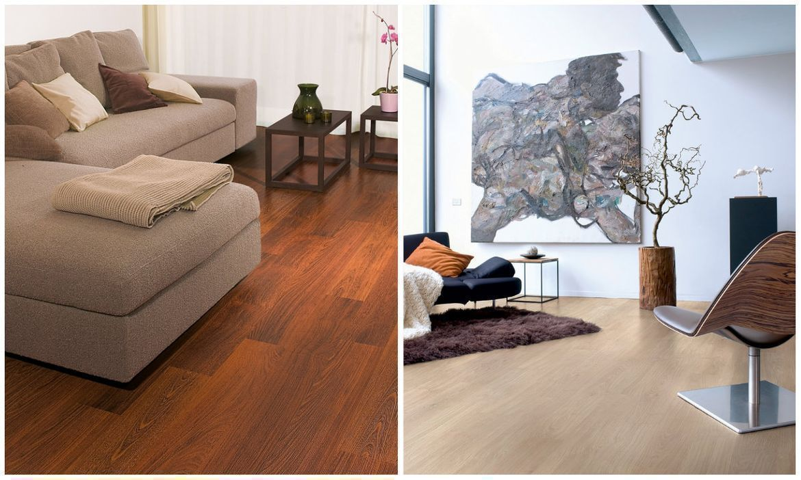 Quick Guide to Laminate Flooring