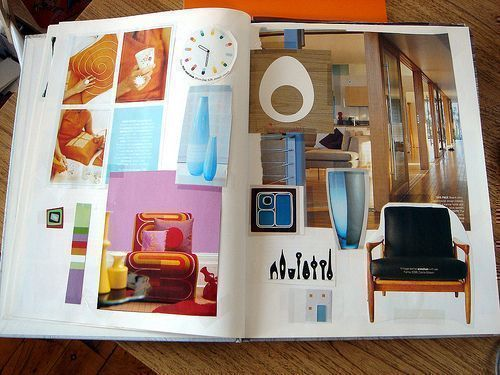 get home decor and renovation inspirations from magazines and online sites