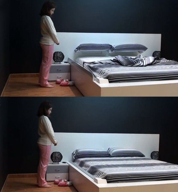 Video: A Smart Bed That Makes Itself