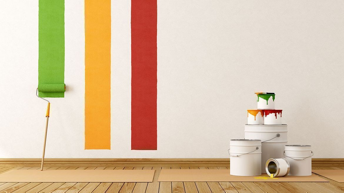 Painting Cheat Sheet: How to Paint Anything in Your Home