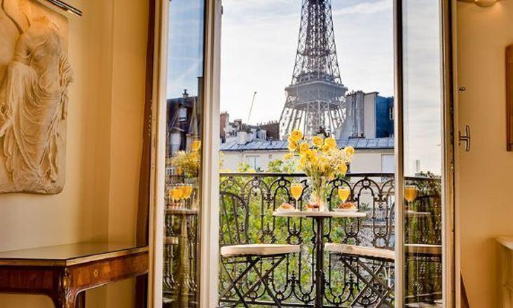 Recreate the Look of a Parisian Apartment