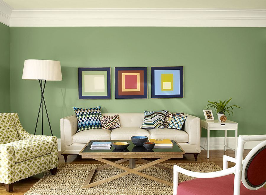8 Colour Ideas for Your Living Room