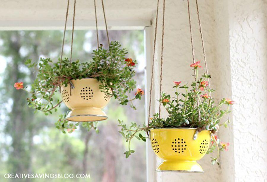 10 Creative Ideas for DIY Garden Planters