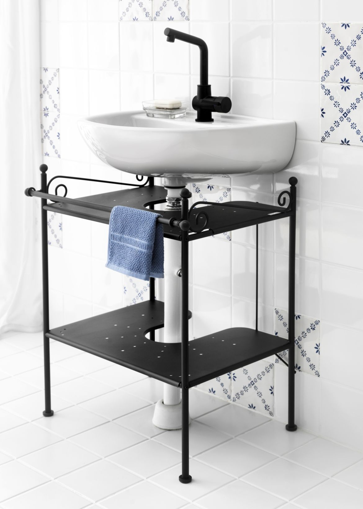 ikea storage tray for wash basin in toilet