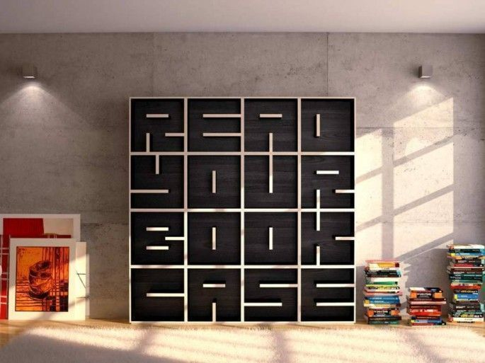 Alphabet-Inspired Furniture and Home Decor Ideas
