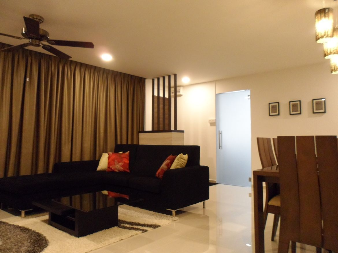 Tour: Contemporary and Cosy Apartment in Toa Payoh