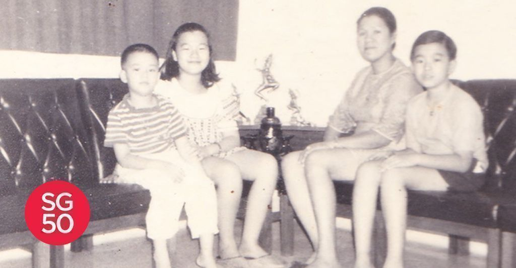 Our Homes of the Past: Kenny Hong's '70s Home