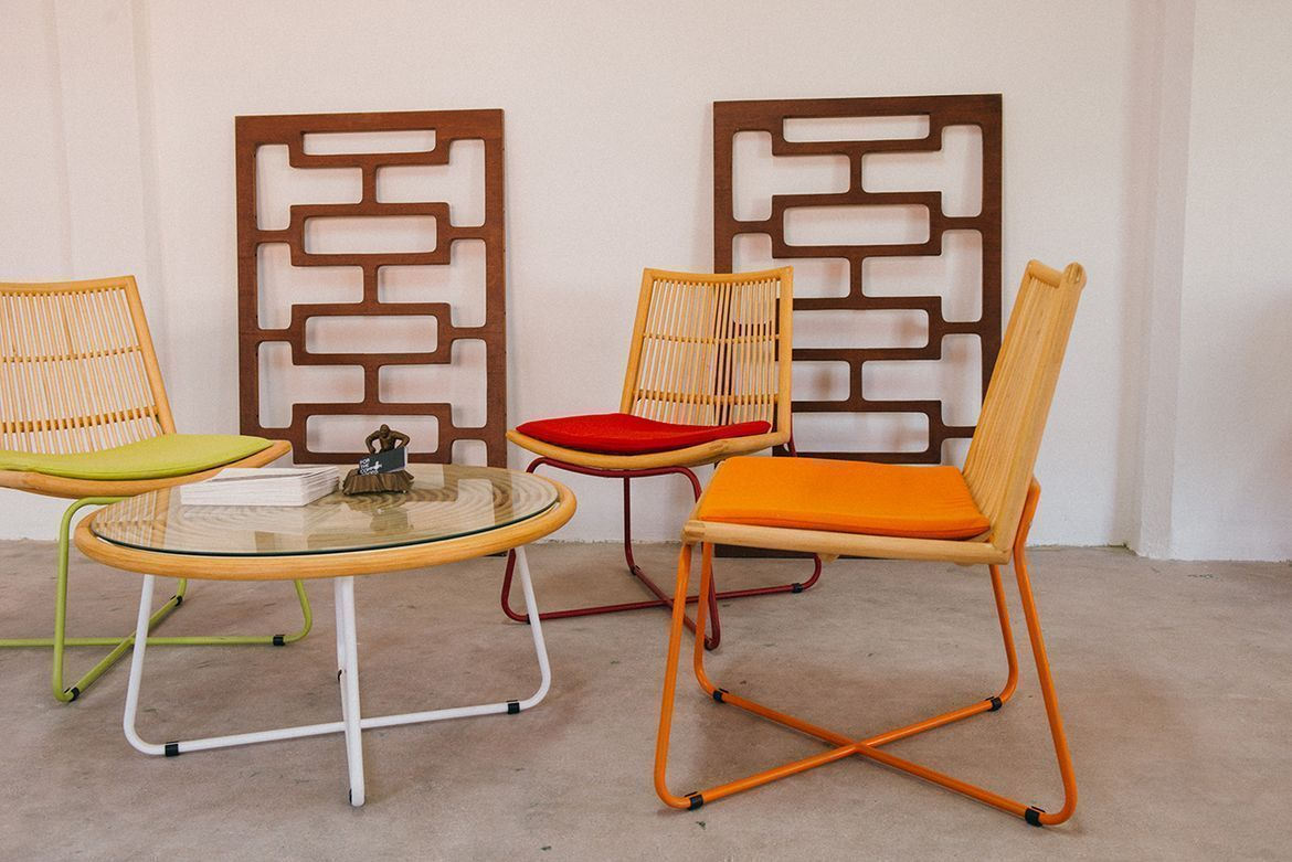 Tour: This Shop Will Make You Fall in Love With Rattan Again