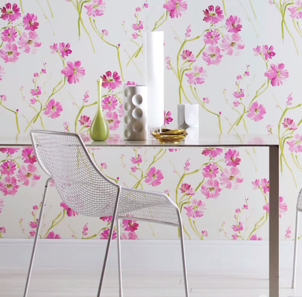 video of how to install wallpaper at home