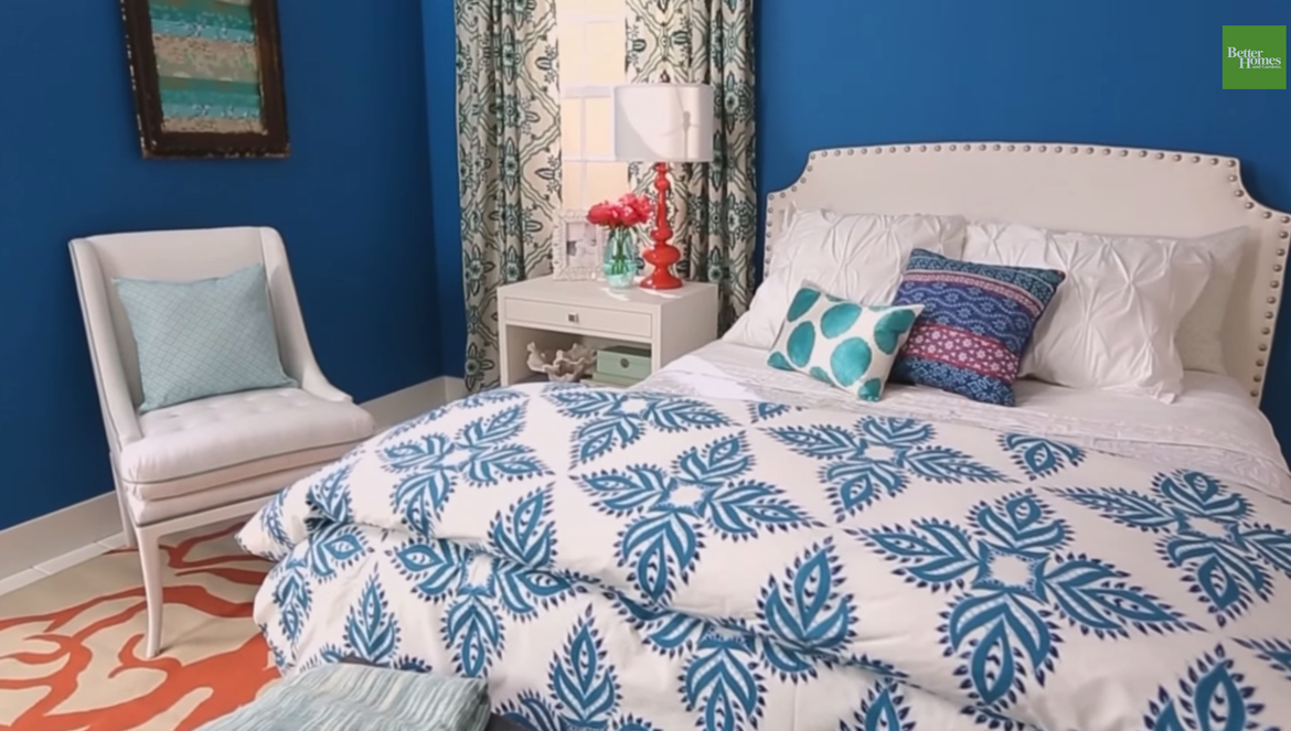 Video: Tips for Bedroom Colour Schemes
