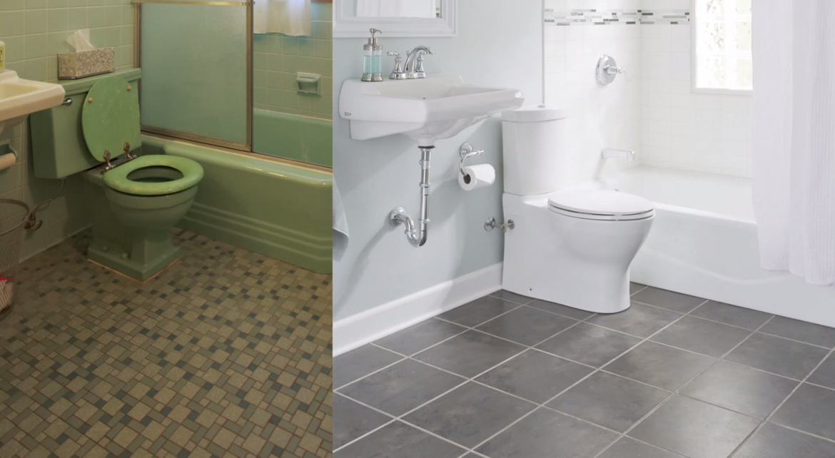 Video: Bathroom Remodeling Ideas on a Budget