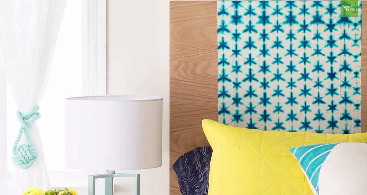 Video: Easy DIY Headboards for Less