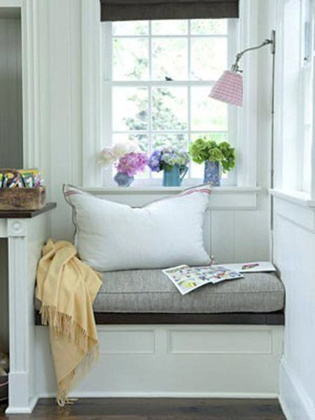 Inspiration Ideas For Your Window Seat