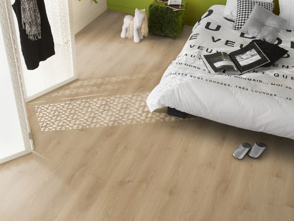 eco friendly flooring at home
