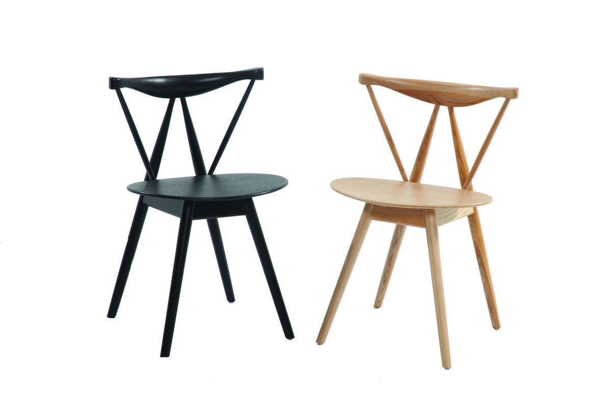 Leggy Beauties: Pencil Leg Chairs and Tables to Covet