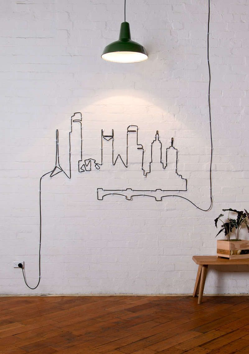 Wire Art Wire Art You Can Diy