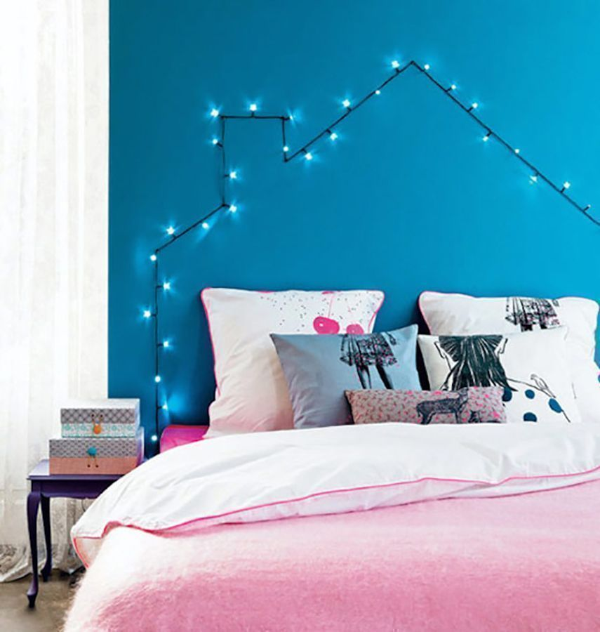 18 Ways to Decorate with String Lights