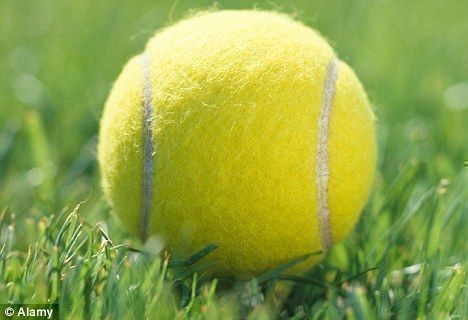 Video: Tennis Ball Tips for Wiping Away Scuff Marks