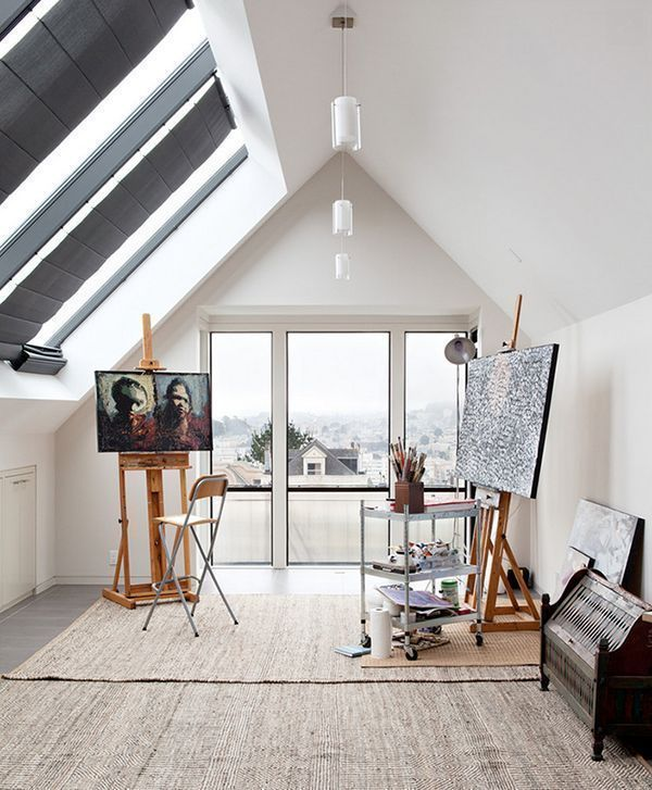 12 Clever Ways You Can Use Your Attic