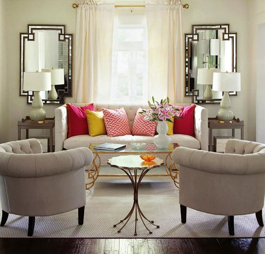 6 Smart Decorating Tips for a Small Living Room