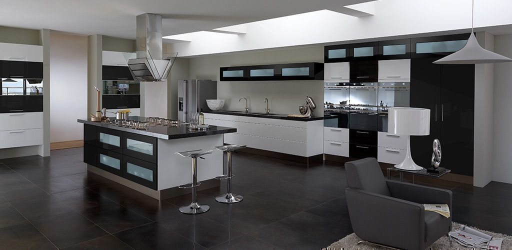 20 contemporary kitchens you 39 ll love for High tech kitchen
