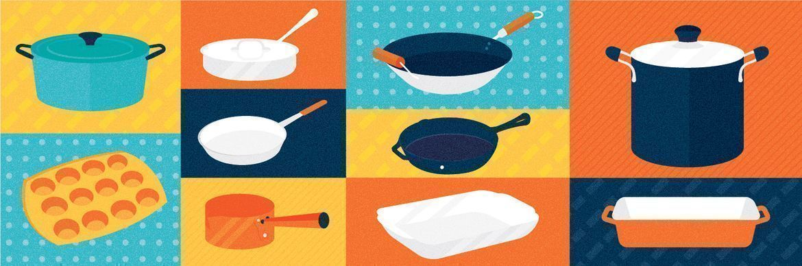 Infographic: Your Guide to 10 Cookware Types