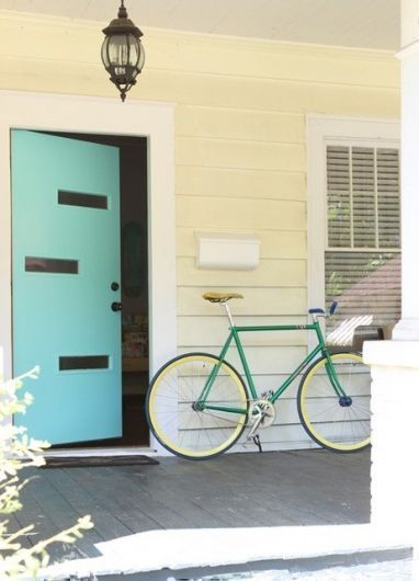 colour of paint to choose for your front door