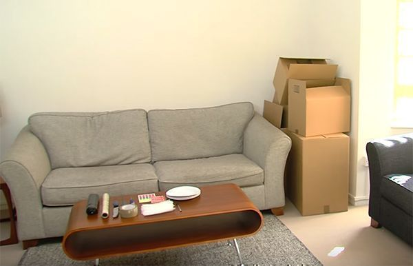 video of how to pack for moving house easily