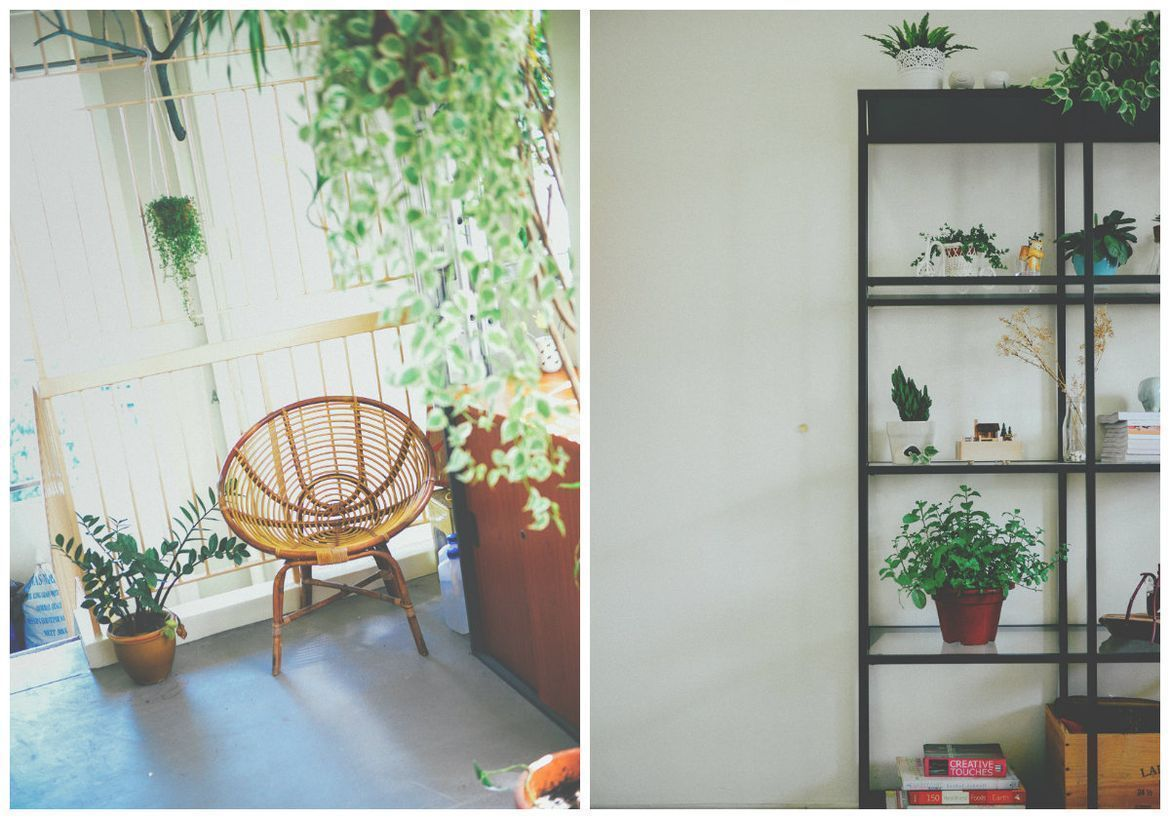 House Tour: Cynthea Lam's Garden of a Home