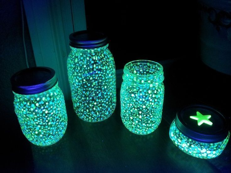 Video: DIY Fairy Glow Jars