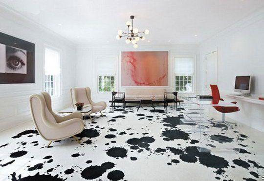 19 Unusual Floor Designs